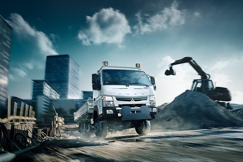 FUSO Bestandteil der Daimler Truck AG