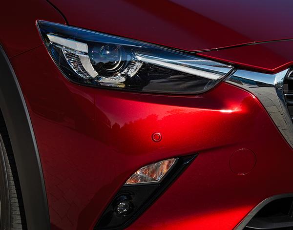 Mazda-CX-3-Exterieur-Scheinwefer