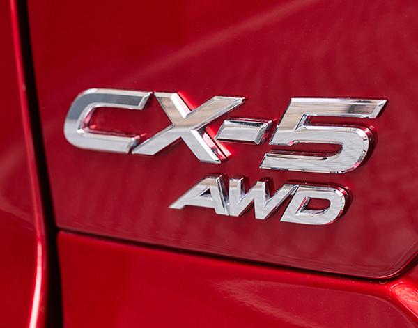 Mazda-CX-5-Exterieur-Markenzeichen
