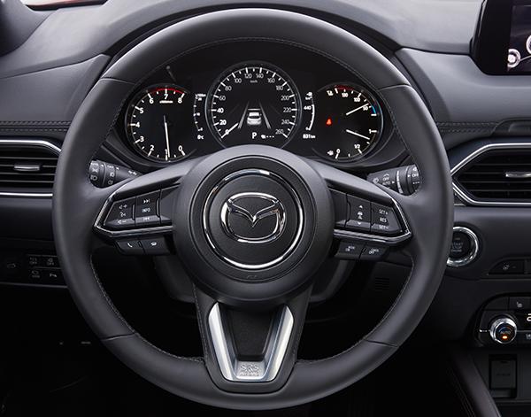 Mazda-CX-5-Interieur-Lenkrad