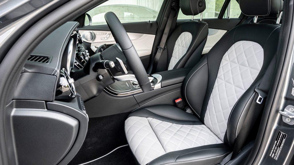 C-Klasse Limousine Interieur Multimedia
