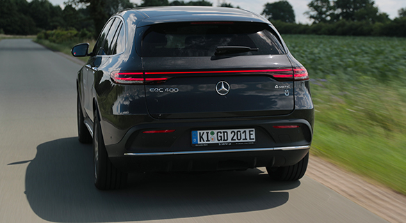 Süverkrüp Mercedes-EQ EQC