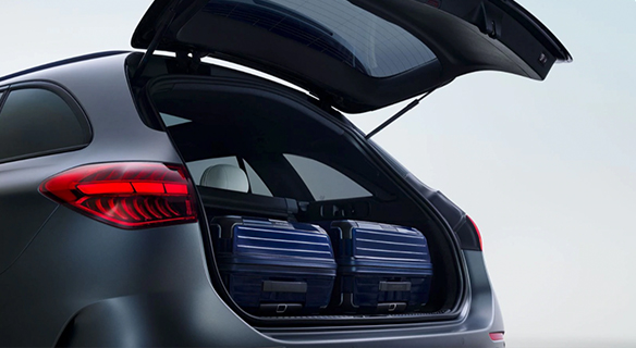 Süverkrüp Mercedes-Benz C-Klasse T-Modell
