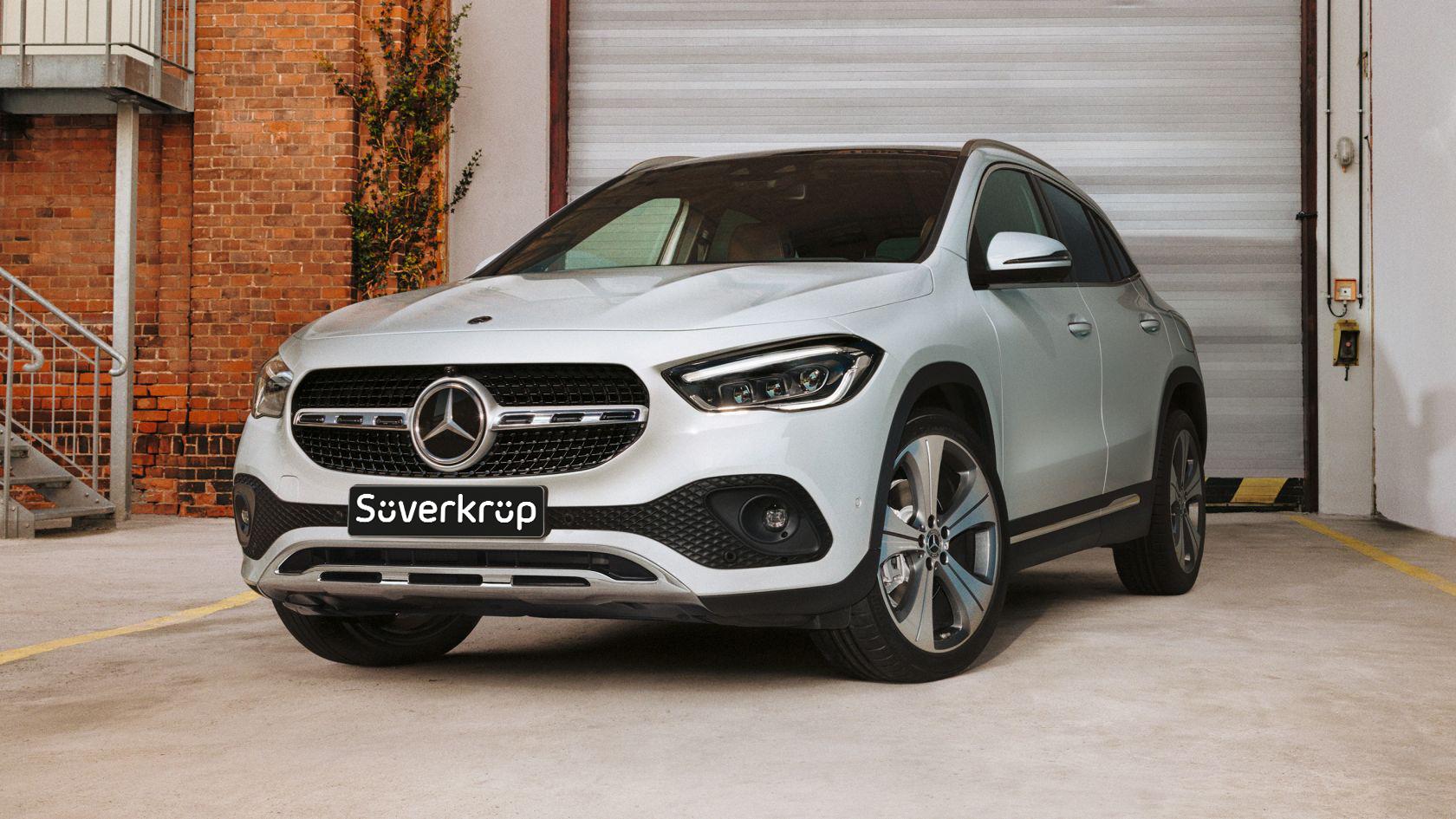 Mercedes-Benz GLA Exterieur