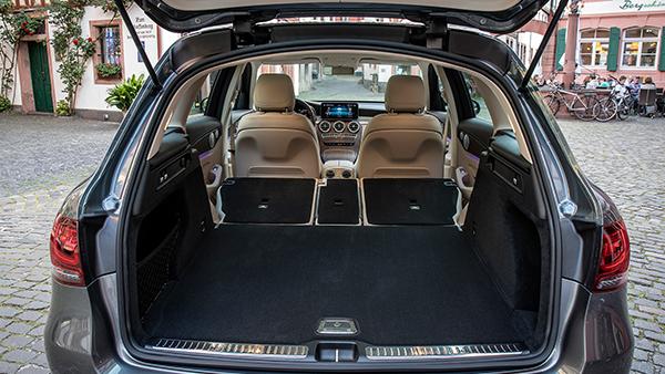 GLC SUV Interieur Kofferraum