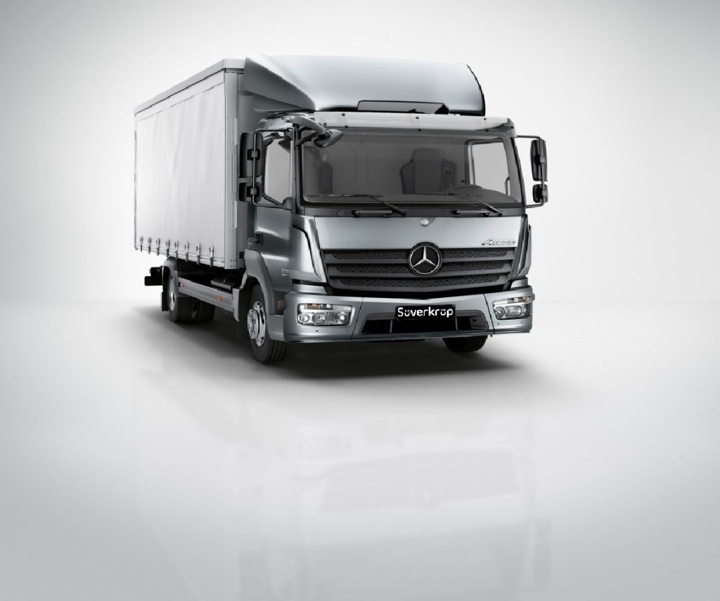 Mercedes-Benz Atego Exterieur