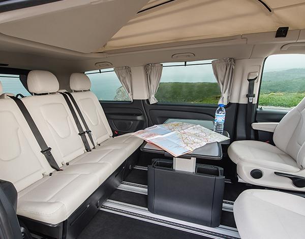Marco-Polo-Activity-Interieur-Innenraum-Tisch-Mercedes-Benz-Fahrgastraum
