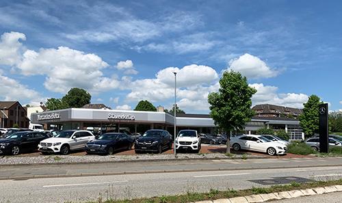Mercedes-Benz-Standort-Bad-Oldesloe