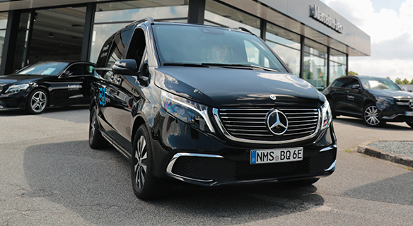 Süverkrüp Mercedes-EQ EQV