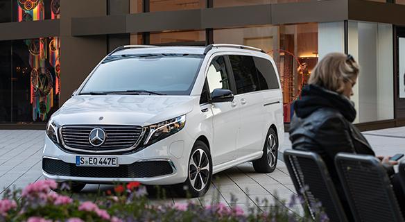 EQV-Frontansicht-nah-weiß-Elektromobiltät