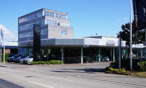 Mercedes-Benz-Standort-Klausdorfer-Weg