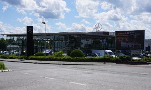Mercedes-Benz-Standort-Bad-Segeberg