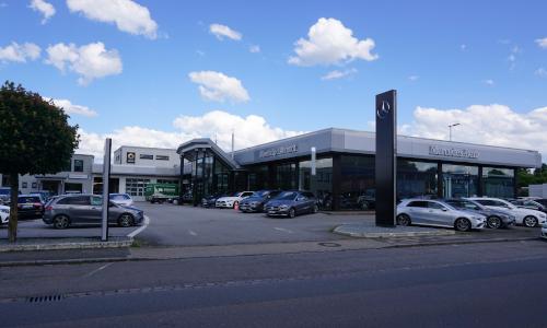 Mercedes-Benz-Standort-Neumünster