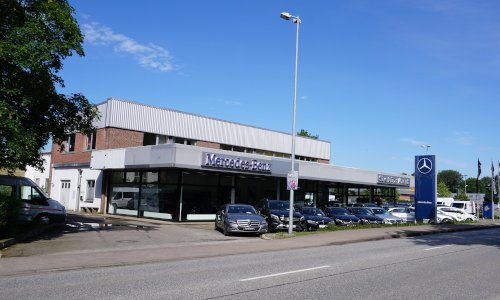 Mercedes-Benz-Standort-Preetz