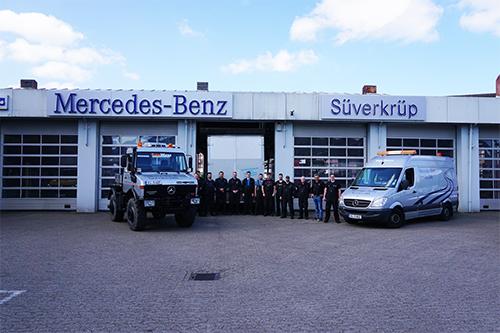 Mercedes-Benz-Standort-Alte-Weide-Kiel