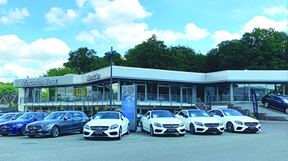 Mercedes-Benz-Standort-Mölln