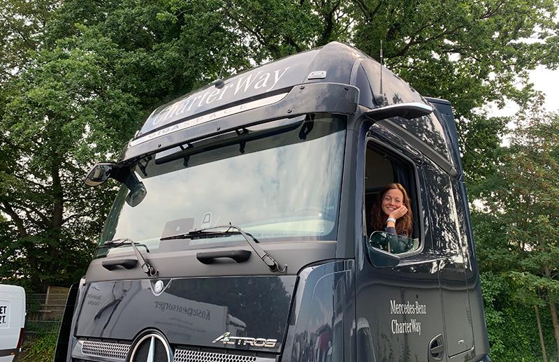 Mercedes-Benz CharterWay Miete