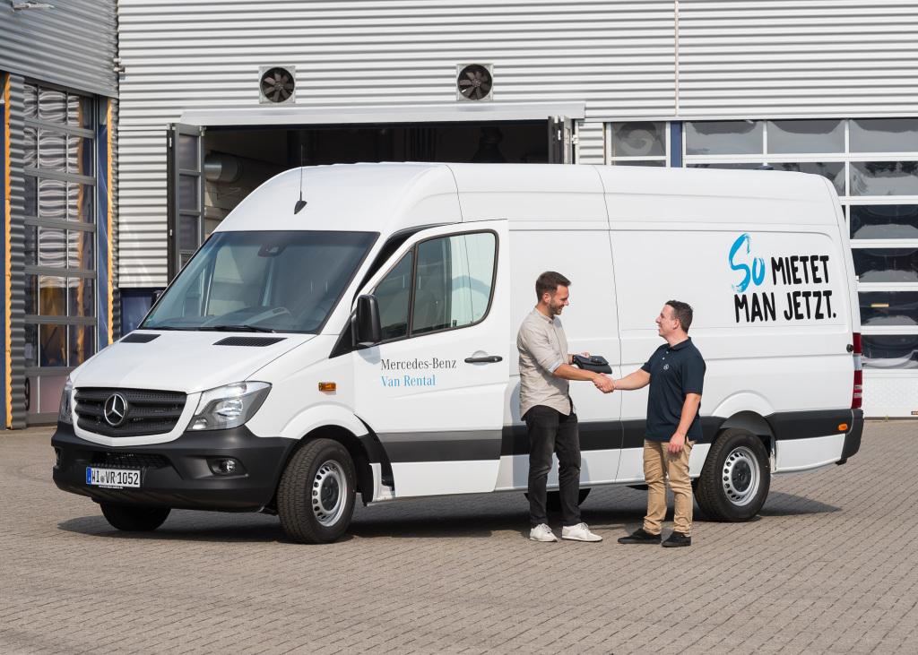 Mercedes-Benz Vans Mobility