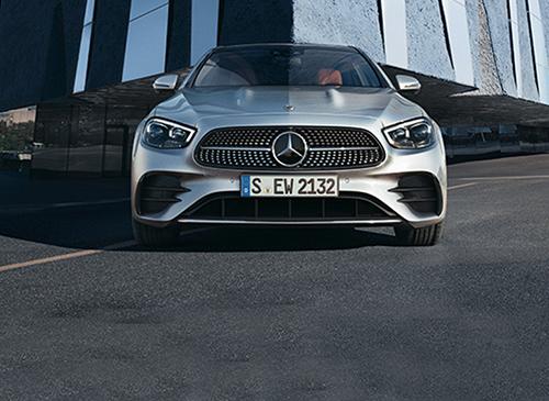 Mercedes-Benz E-Klasse Limousine, 2020