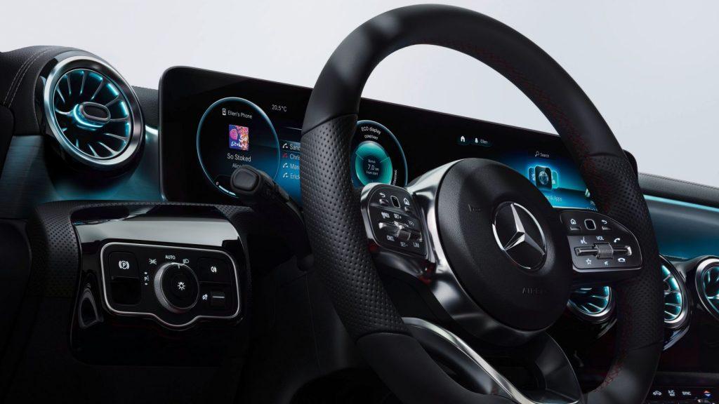 Mercedes-Benz A250e Kompaktlimousine Hybrid