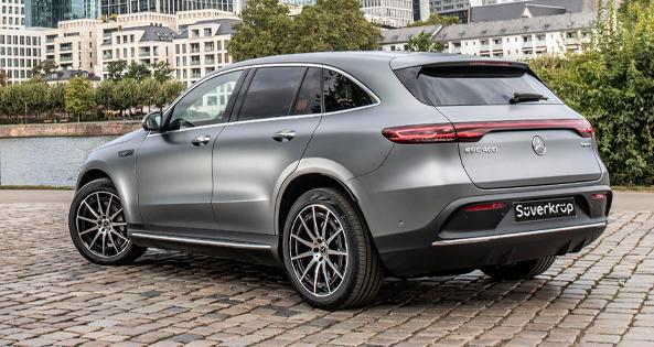 Mercedes-Benz EQC Angebot Q3