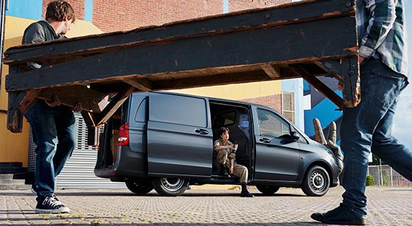 Vito - Great job Kastenwagen