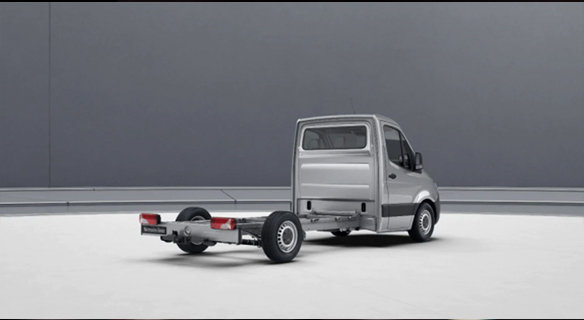 Exterieur Sprinter Fahrgestell