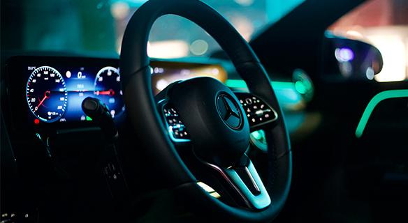 Süverkrüp Mercedes-EQ EQA