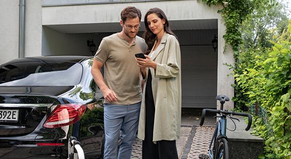 Mercedes me Connect - Süverkrüp