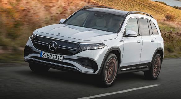 EQB Süverkrüp Mercedes-EQ