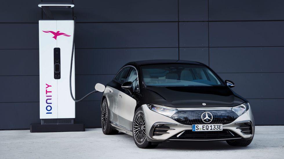 EQS Süverkrüp Mercedes-EQ