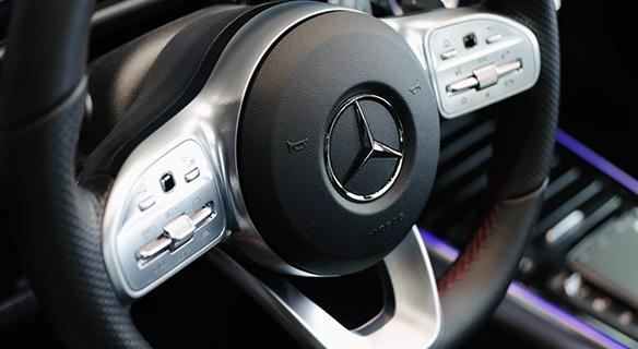 EQA - Süverkrüp Mercedes-EQ