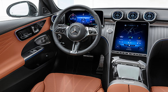Süverkrüp Mercedes-Benz C-Klasse All-Terrain