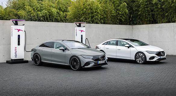 Süverkrüp Mercedes-EQ EQE