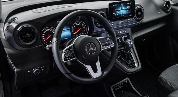 Süverkrüp Mercedes-Benz Citan Tourer