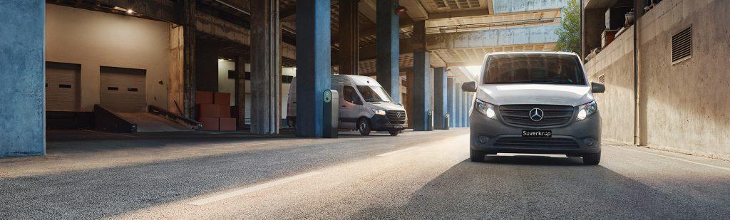 Süverkrüp Mercedes-Benz Ladeflatrate