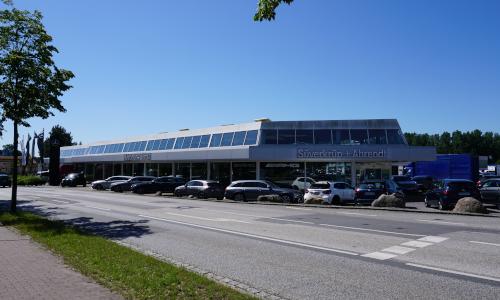 Standort Süverkrüp+Ahrendt Eutin