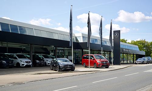 Süverkrüp+Ahrendt Mercedes-Benz Eutin