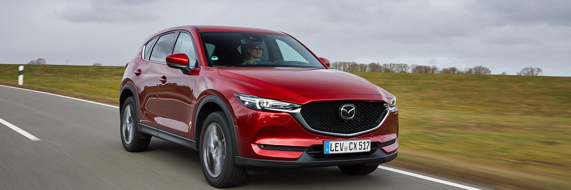 Mazda CX5 PKW Süverkrüp