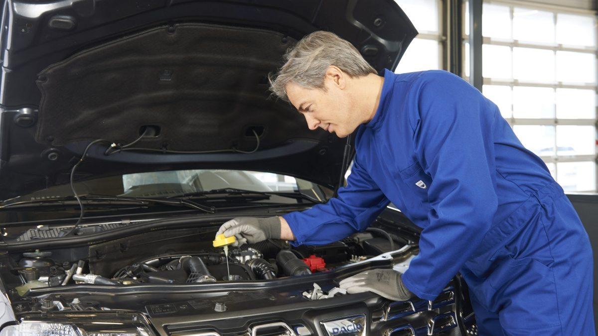 Dacia Werkstatt Service Teile Zubehör Süverkrüp