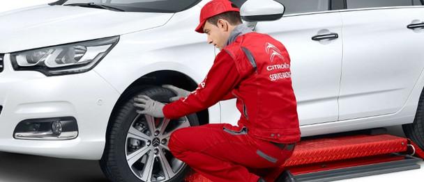 service Citroën süverkrüp