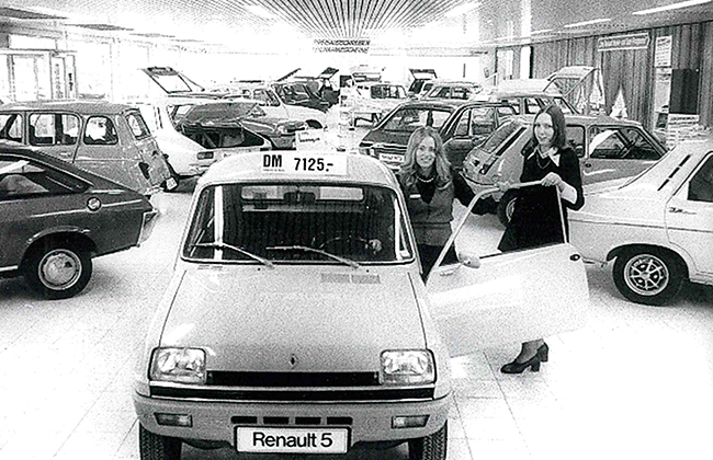Historie Süverkrüp Automobile Renault Kiel