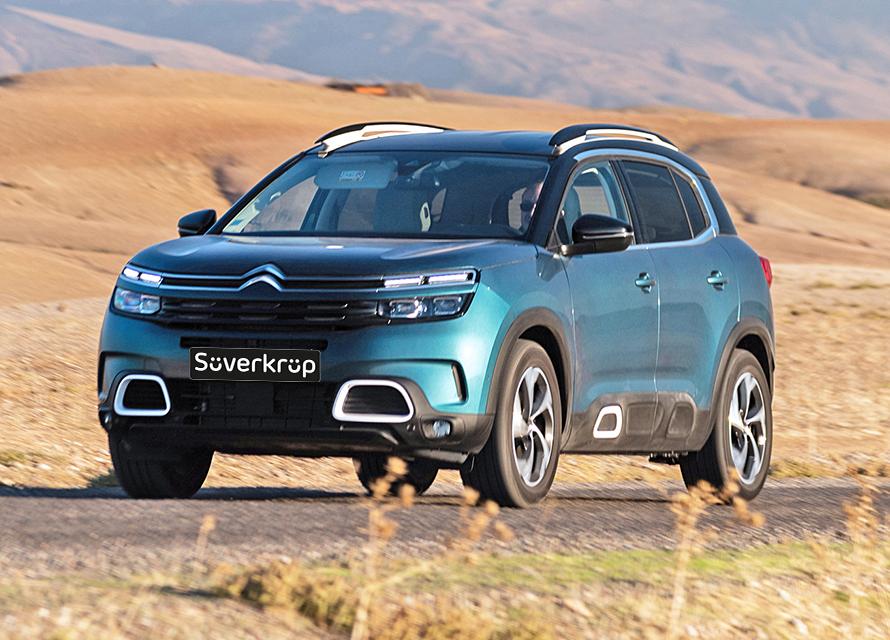Renault C5 PKW Neuwagen Verkauf Süverkrüp Automobile