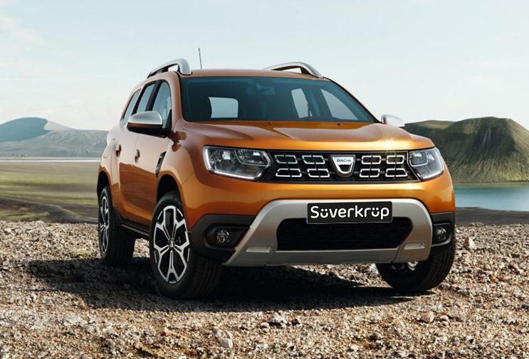 Dacia Duster PKW Neuwagen Verkauf Süverkrüp Automobile
