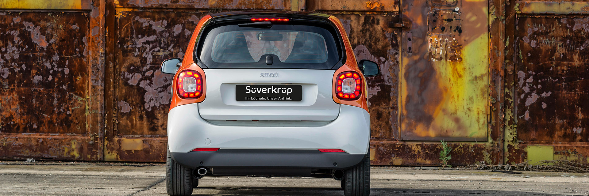 smart EQ fortwo PKW Neuwagen Verkauf Süverkrüp Automobile