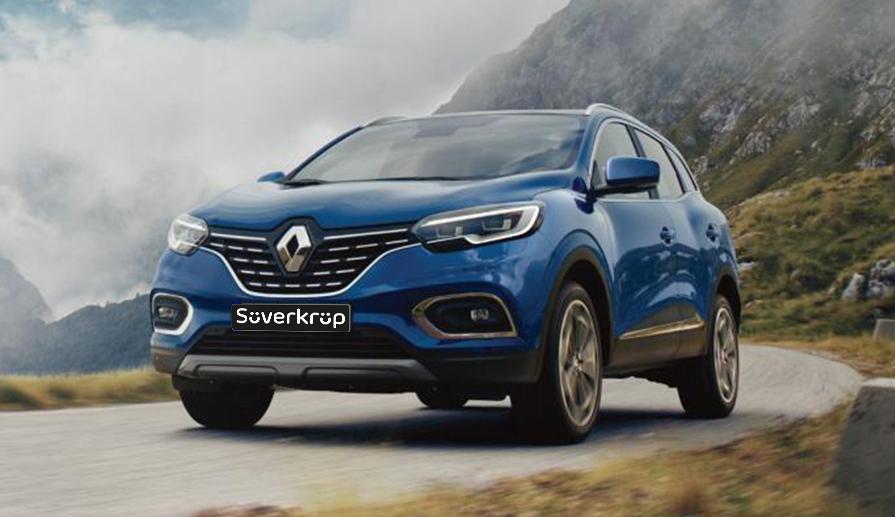 Renault Kadjar PKW Neuwagen Verkauf Süverkrüp Automobile