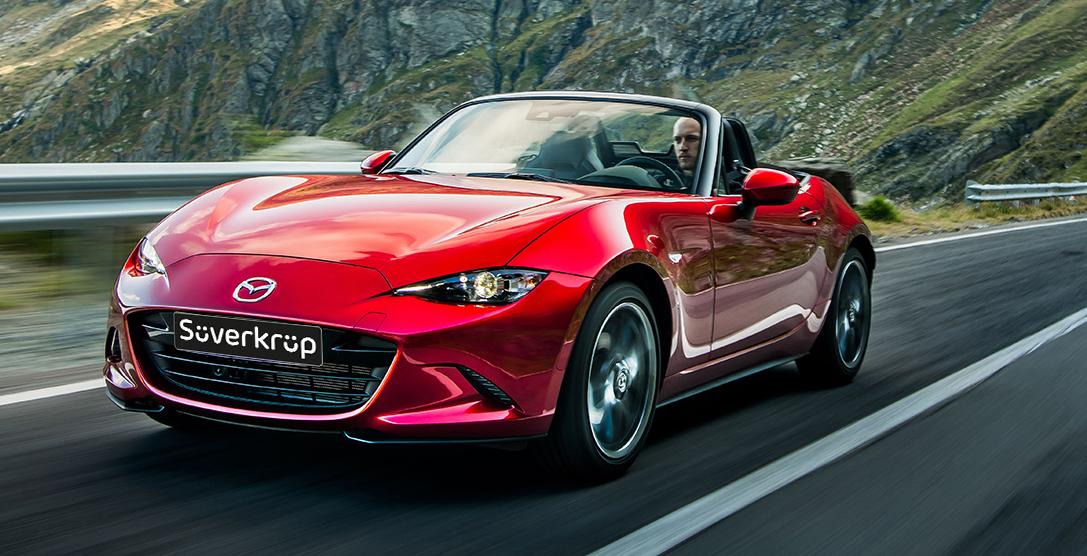 Mazda MX5 PKW Neuwagen Verkauf Süverkrüp Automobile