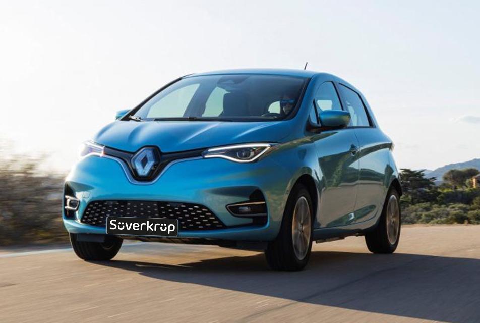 Renault Zoe PKW Neuwagen Verkauf Süverkrüp Automobile