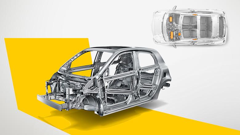 smart EQ forfour PKW Neuwagen Verkauf Süverkrüp Automobile