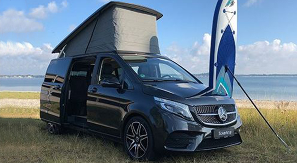 Reisemobile bei Süverkrüp Mercedes-Benz